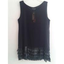 Vestido Negro - Verónica Far