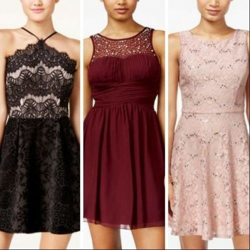 3ded56fe6 Lote De 20 Vestidos Cortos Nuevos Ropa Americana Etiquetada -   5
