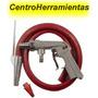 Pistola Arenadora Profesional Por Succion Kit C/ Accesorios