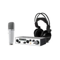 Sistema De Gravação Vocal Studio Pro 2 M-audio Promoção