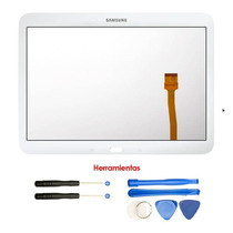 Samsung Touch Galaxy Tab 3 10.1 P5200 P5210 Blanco + Kit