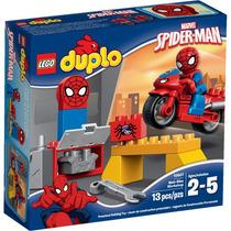 Lego Duplo 10607 Web Bike Workshop Nuevo