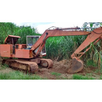 Escavadeira Case 888