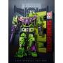 Juguete Hasbro Transformers Exclusiva Guerra - Verde