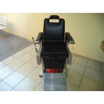 Cadeira De Barbeiro Antiga - Ferrante