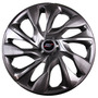 Calota Esportiva Aro 14 Ds4 Grafite Automotiva Gol,corsa,up