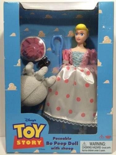 Disney Original 1995 Toy Story 11 Poseable Bo Peep W  Sheep -   8 8387c438fe1