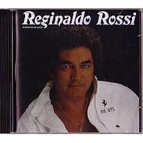 Cd Reginaldo Rossi - Momentos De Amor (usado/otimo)