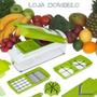Cortador Legumes Nicer Dicer Plus Processador Fatiador Batat