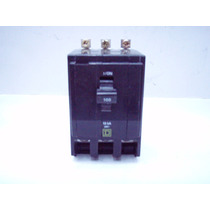 Interruptor Termomagnetico Tipo Qob3100 Square D