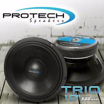 Medio Grave 10 - Protech Trio - 500wrms - 10mb 10mg