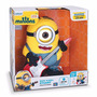 Minion Interactivo Stuart Guitarra Rock´n Roll Super Oferta!
