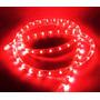 Manguera De Luces Roja 8mts Nadivad Funciones Varias