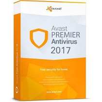 Avast Premier Antivirus 2017 Promo 3 Pc Licencia 5 Años