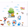 Adhesivo Decorativo Doraemon Stickers Pared