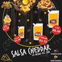 Salsa 500g Cheddar Cine