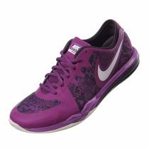 Zapatillas Nike Dual Fusion Tr3 Print Dama Urbana 704941,502