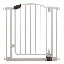 Puerta De Seguridad Para Escalera Niños Mascotas Extensible