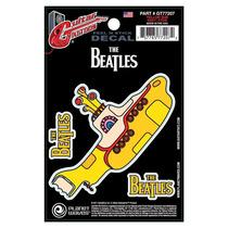Adesivo Para Guitarra Planet Waves Tattoo Beatles Yellow Sub