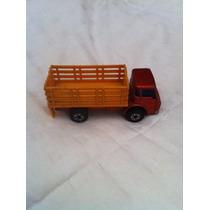 Micro Camión Carga Matchbox Cattle Truck Superfast