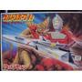 Godzilla / Ultraman / Ultraseven Avion Para Armar Y Pintar