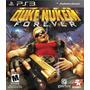 Duke Nukem Forever. Ps3. Nuevo Y Sellado