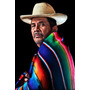 Sarape Unisex Tradicional Mexicano - Fantasia Ropa Mexicana