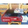 Dvd Sony Cd Player *nuevo*