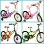 Bicicletas Rin 12, 16, 20 Oferta! Nueva En Caja La Locura