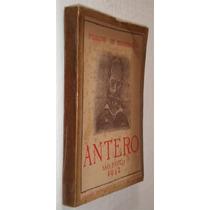 Antero Fidelino De Figueiredo Livro -