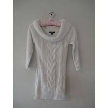 Sweter Tejido Talle Xs