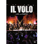 Dvd Il Volo Live Fron Pompei + Cd Com Dvd Noite Magica<br><strong class='ch-price reputation-tooltip-price'>R$ 96<sup>86</sup></strong>