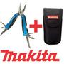Alicate Multifuncional Makita Multiuso 10 Funçoes+estojo