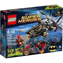 Lego Super Heroes Dc Universe Batman Man Bat Attack 76011