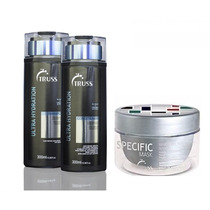 Truss Specific Shampoo & Cond. Ultra-hidratante & Mascara