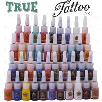 Tinta Para Tatuagem Kit 40 Tintas - Frete Grátis