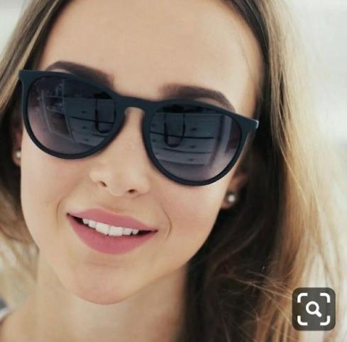 dc0df9e4e Óculos Redondo Espelhado 2019 Feminino Estiloso Promoção 90s - R$ 36 ...