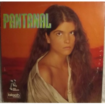 Lp / Vinil Novela: Pantanal - Nacional (trilha Sonora) 1990
