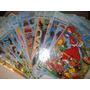 Stickers Infantiles Por Docena Personajes (art 500)