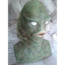 Universal Monsters / Monstruo Laguna Negra Busto Esc 1:1