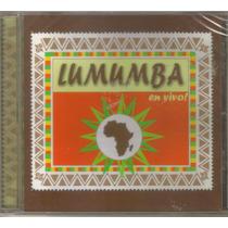 Lumumba - En Vivo! ( Reggae Argentino ) Cd Rock
