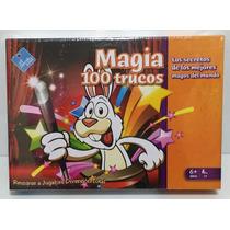 Juego De Magia 100 Trucos Duende Azul Mejor Precio!!