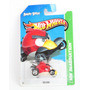 Set 2 Blisters Hot Wheels Angry Birds Minion Red Bird
