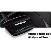 Roteador Wireless N Lite 150 Mbps - Multilaser