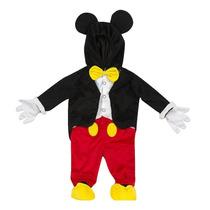 Disfraz Mickey Mouse Para Niños Americano Original