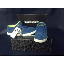 Zapatillas Dunkelvolk Talla 42 Skaterverdderi Blue Nuevas