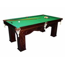 Mesa Sinuca Bilhar Snooker Klopf Tamanho Oficial Luxo Com Nf