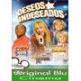 Hannah Montana Deseos Indeseados - Dvd Original - Almagro