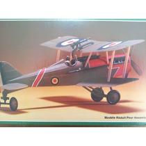 1/48 Modelismo A Escala Aeroplano Lindberg British Se5 $300