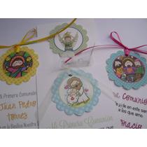 Estampitas Primera Comunión, Invitaciones Souvenir